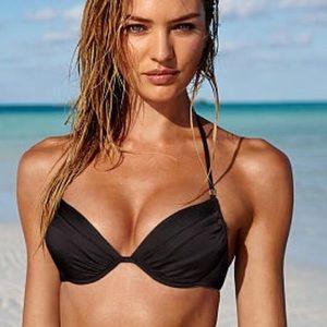 VS 🔥👙The Tease Halter Bikini Top, NWOT